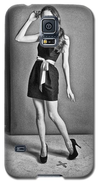 Kay Emlet Standing Galaxy S5 Case