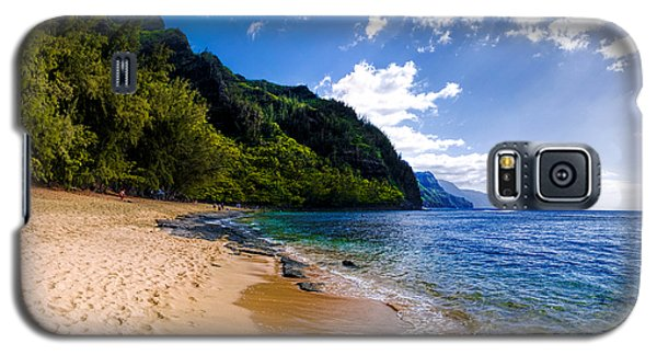 Ke'e Beach Galaxy S5 Case