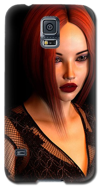 Keely Galaxy S5 Case