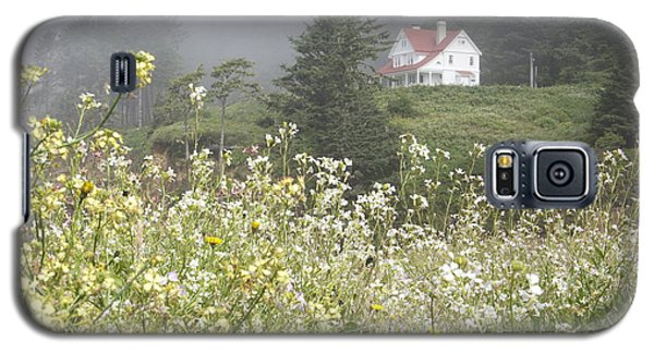 Galaxy S5 Case featuring the photograph Keepers House by Laddie Halupa
