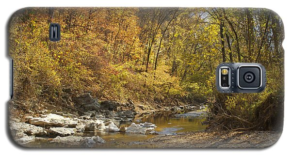 Keifer Creek In The Ozarks Galaxy S5 Case by Garry McMichael