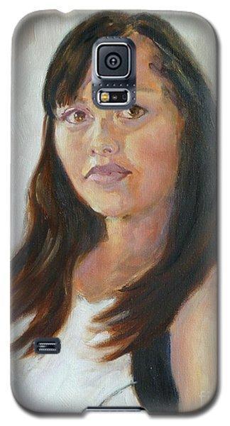 Keila Galaxy S5 Case by Sally Simon