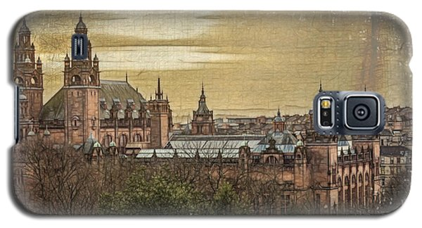 Kelvingrove Museum Galaxy S5 Case by Fiona Messenger