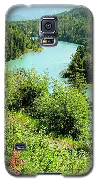 Kenai River Galaxy S5 Case