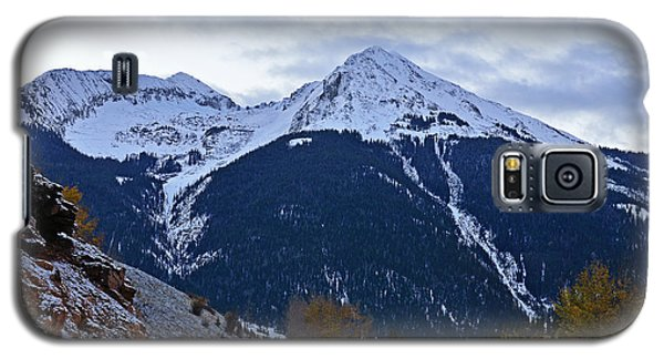 Kendall Mountain Morning Galaxy S5 Case
