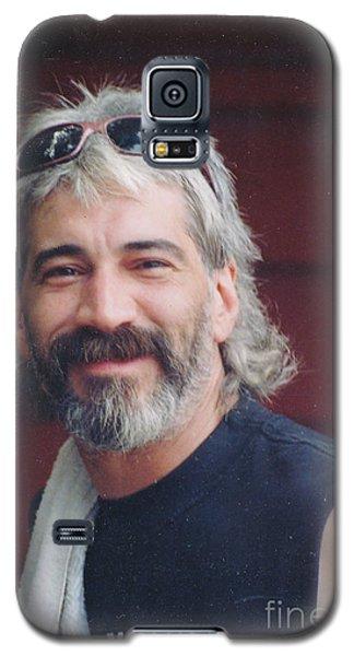 Kenny G Galaxy S5 Case by Jesse Ciazza