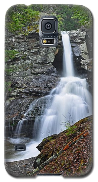 Kent Falls State Park Ct Waterfall Galaxy S5 Case