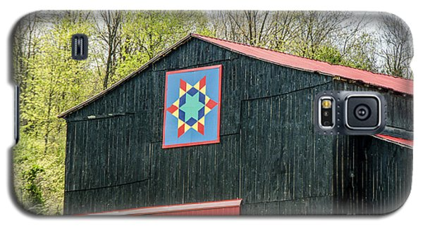 Kentucky Barn Quilt - 2 Galaxy S5 Case