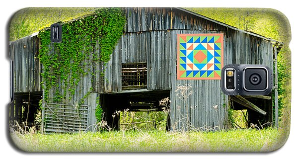 Kentucky Barn Quilt - Thunder And Lightening Galaxy S5 Case