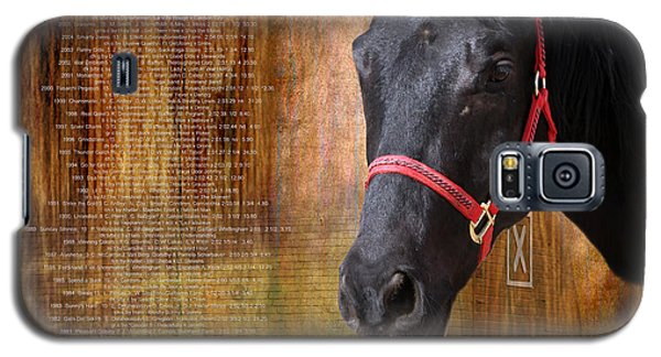 Kentucky Derby Winners Galaxy S5 Case