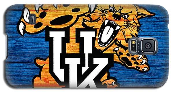 Kentucky Wildcats Barn Door Galaxy S5 Case