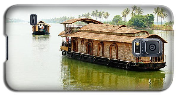 Kerala Houseboats Galaxy S5 Case