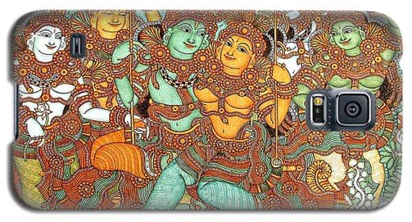 Kerala Mural Painting Galaxy S5 Case