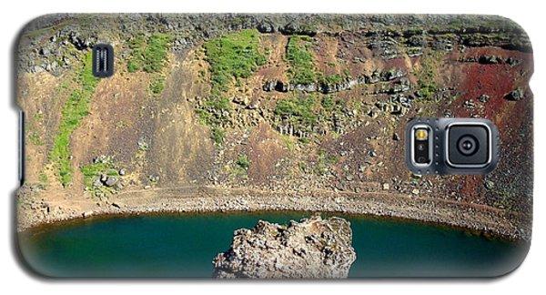 Kerio Crater Lake Galaxy S5 Case
