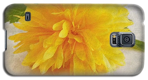 Kerria Japonica Galaxy S5 Case