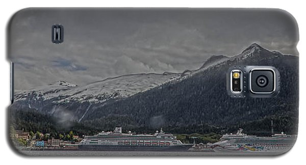 Ketchikan Alaska's Waterfront Galaxy S5 Case