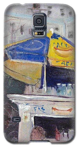 Ketchup Or Mustard Galaxy S5 Case by Leela Payne