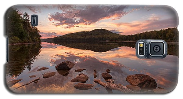 Kettle Pond Sunset Galaxy S5 Case