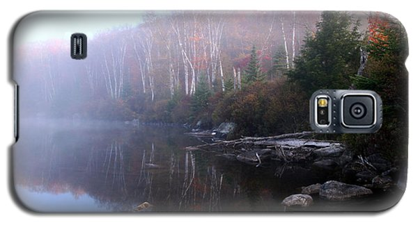 Kettle Pond Vt Galaxy S5 Case by Butch Lombardi