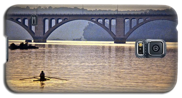 Key Bridge Rower Galaxy S5 Case