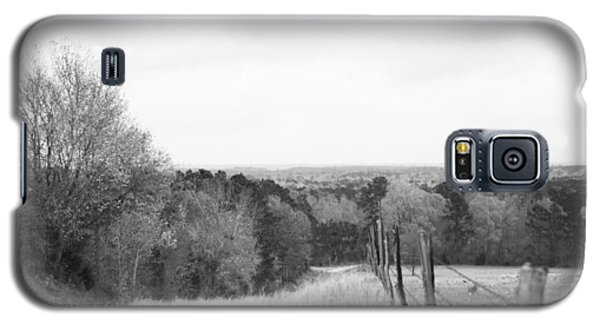 Key Hill 2 Black And White Galaxy S5 Case