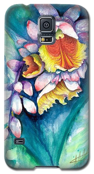 Key West Ginger Galaxy S5 Case