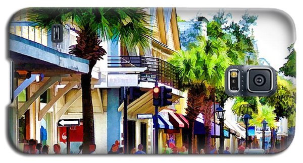 Galaxy S5 Case featuring the photograph Key West Life by Pamela Blizzard
