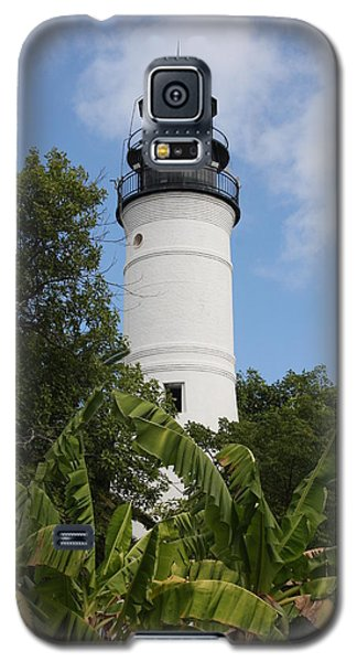 Galaxy S5 Case featuring the photograph Key West Lighthouse  by Christiane Schulze Art And Photography