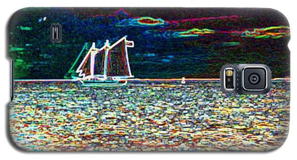 Key West Style Galaxy S5 Case