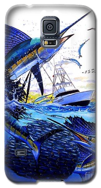Alligator Galaxy S5 Case - Keys Sail by Carey Chen