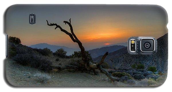 Keys View Sunset Galaxy S5 Case