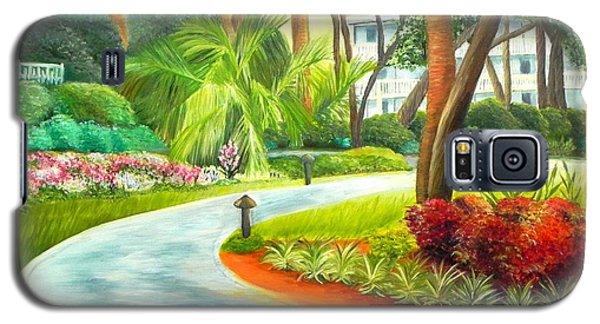 Kiawah Path - Kiawah Island Sc Galaxy S5 Case