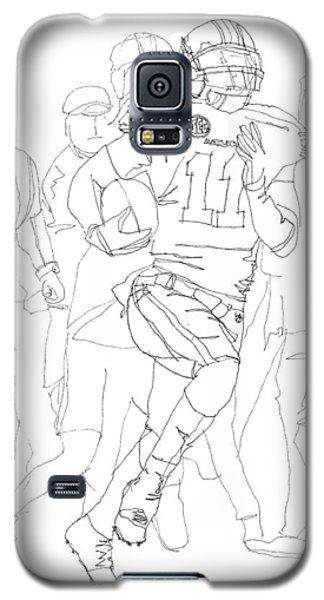 Kick Bama Kick Galaxy S5 Case