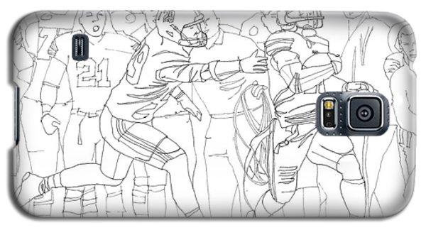 Kick Six Galaxy S5 Case