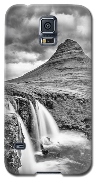 Kifrkjufell Waterfall Galaxy S5 Case