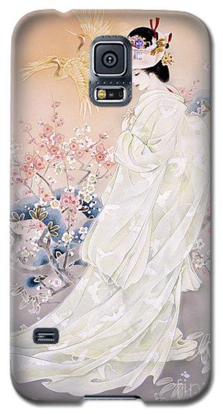 Kihaku Galaxy S5 Case by Haruyo Morita