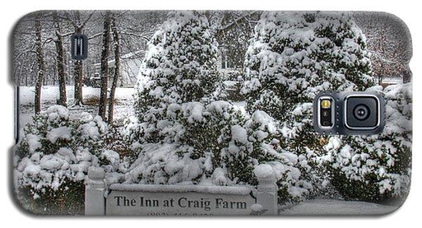 Kilburnie Inn At Craig Farm Galaxy S5 Case by Andy Lawless