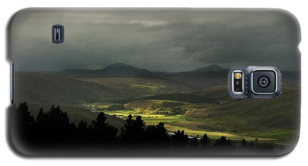 Kildonan Strath Northern Highlands Of Scotland Galaxy S5 Case