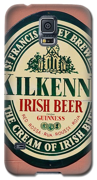 Kilkenny Irish Beer Galaxy S5 Case