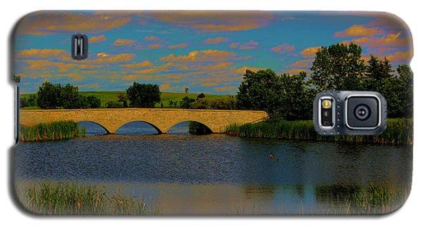Kilkona Park Bridge Galaxy S5 Case