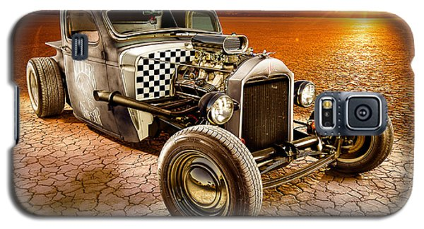 Millers Chop Shop 1946 Chevy Truck Galaxy S5 Case