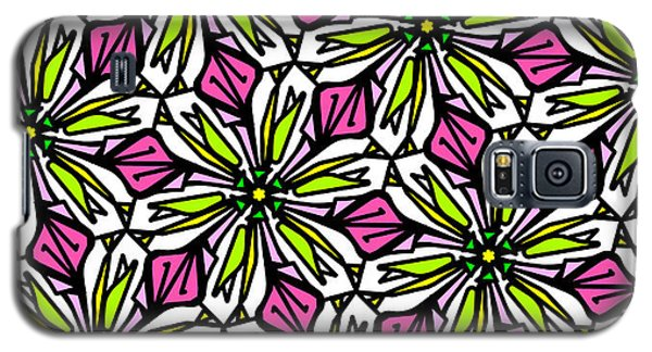 Galaxy S5 Case featuring the digital art Kind Of Cali-lily by Elizabeth McTaggart