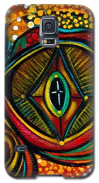 Kindness Spirit Eye Galaxy S5 Case