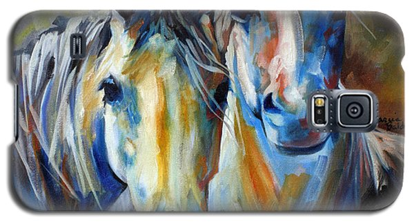 Kindred Souls Equine Galaxy S5 Case