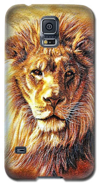 Galaxy S5 Case featuring the photograph King by Adam Olsen