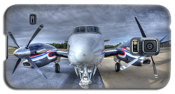King Air C90 Galaxy S5 Case