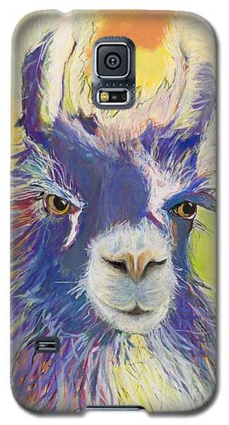 King Charles Galaxy S5 Case by Pat Saunders-White