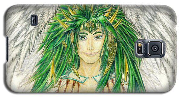 King Crai'riain Portrait Galaxy S5 Case