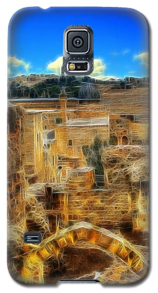 King Davids House Galaxy S5 Case