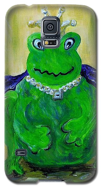 King For A Day Galaxy S5 Case by Eloise Schneider